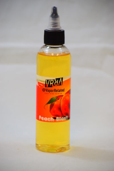 Peach Blast - @VaporRelated - 1