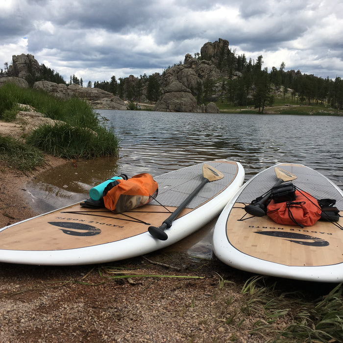 How to Store a Paddle Board for Winter