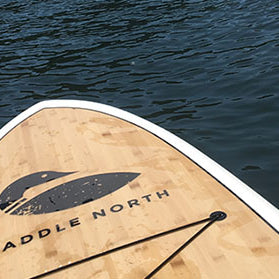 Paddle North Loon on Pineview Reservoiir