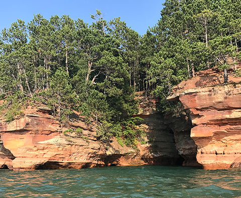 Apostle Islands, Lake Superior
