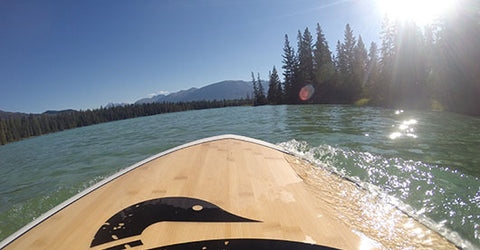 Paddle Boards in Alberta