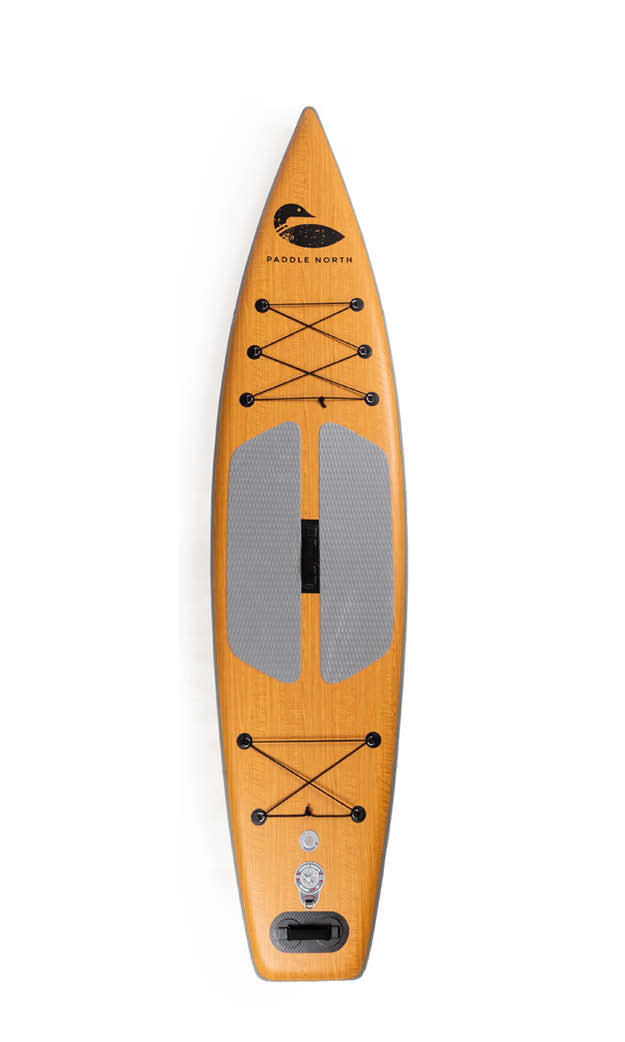 The Portager Inflatable SUP