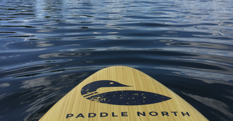 Paddle board Long Lake New Brighton Minnesota