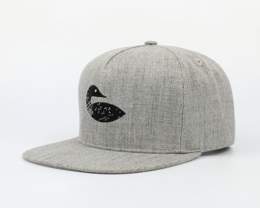 Loon Flatbrim Hat