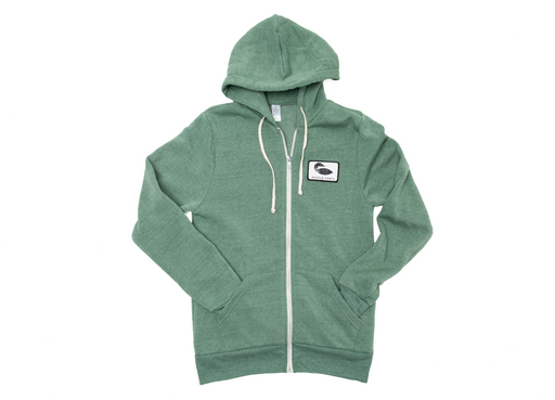 Campfire Hoodie - Green