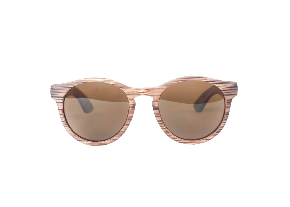 Shell Wood Sunnies