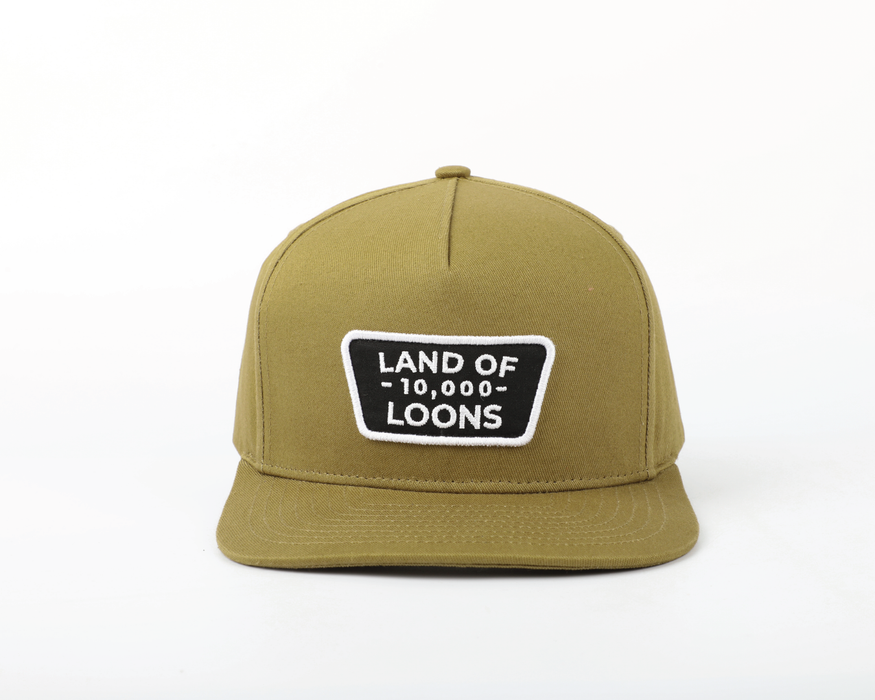 Land of Loons Hat