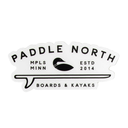 Boards & Kayaks Sticker