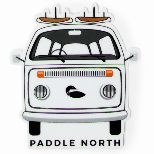 Campervan Sticker