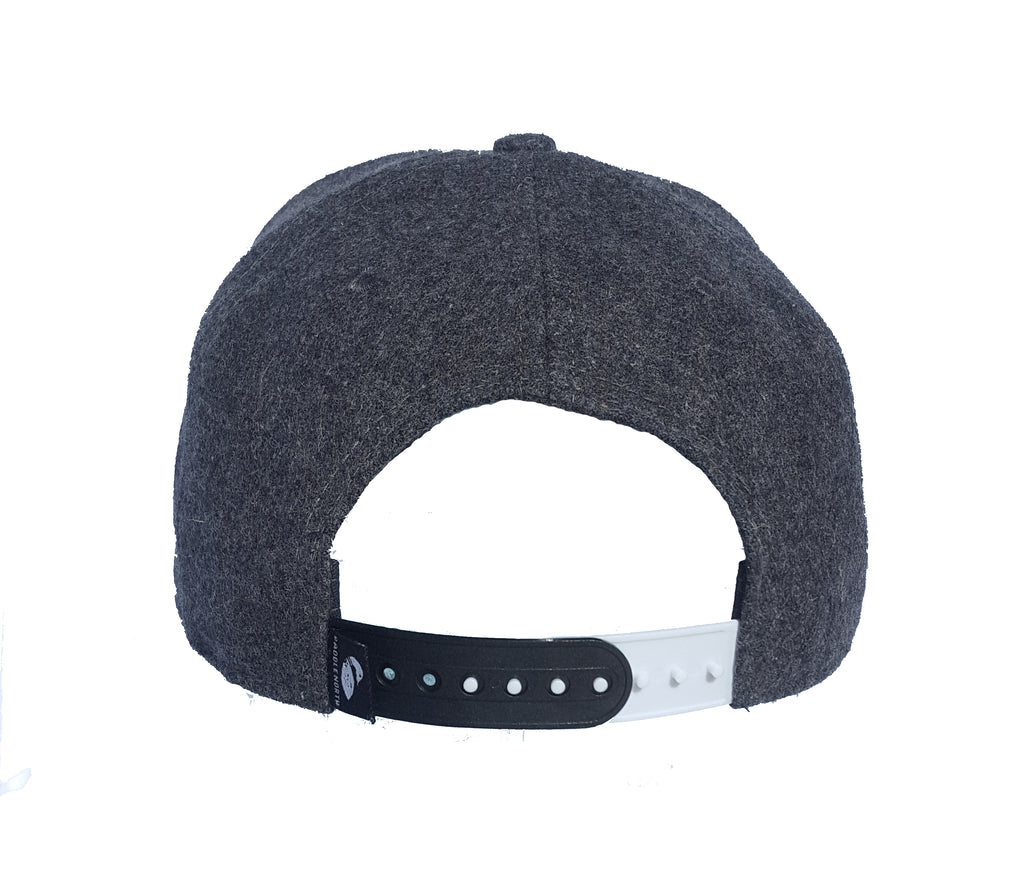 7-Panel Wool Loon Hat