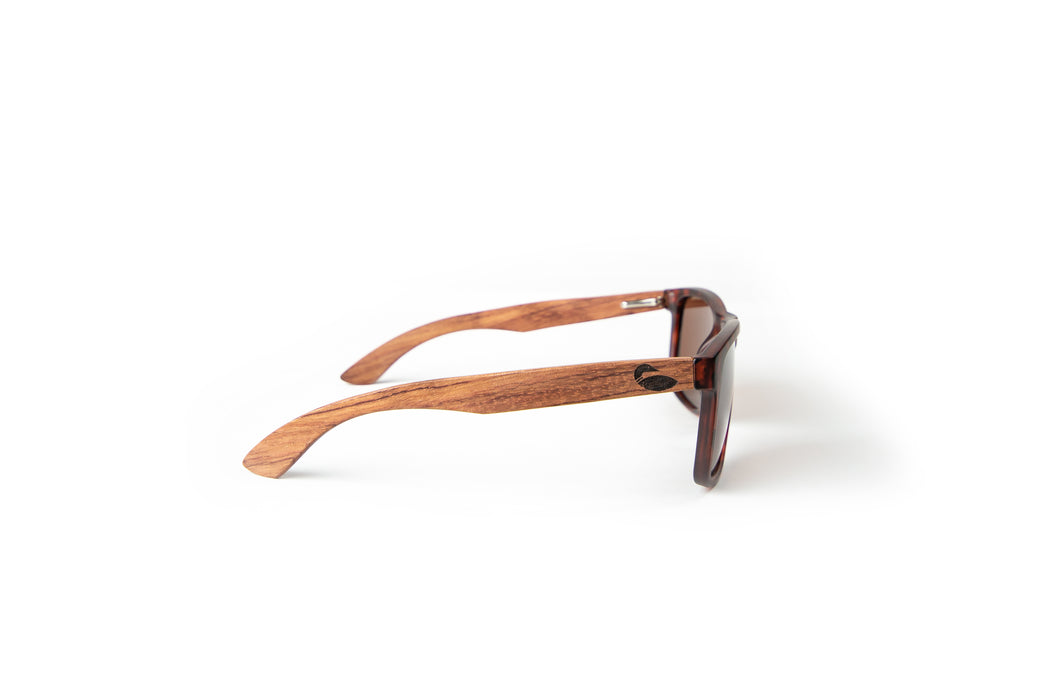 Turtle Wood Sunnies