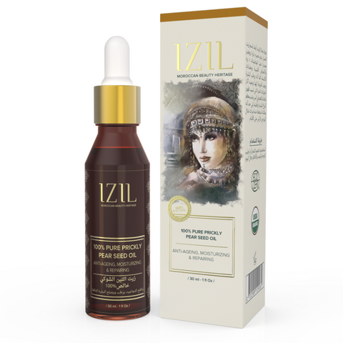 Izil Beauty - Pure Prickly Pear Seed Oil