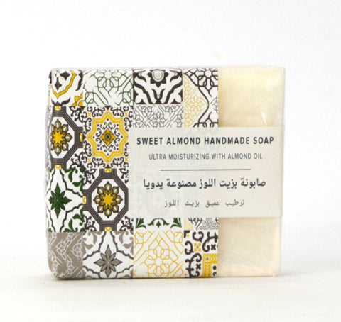Sweet Almond Handmade Soap