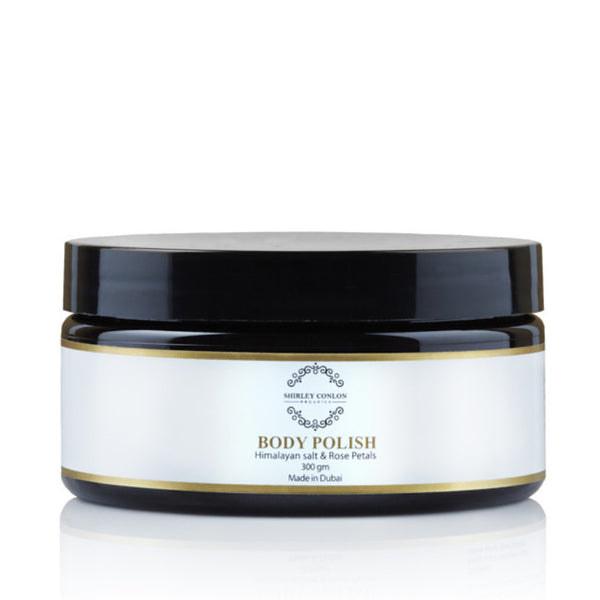 Shirley Conlon Organics - Natural Body Polish, body scub