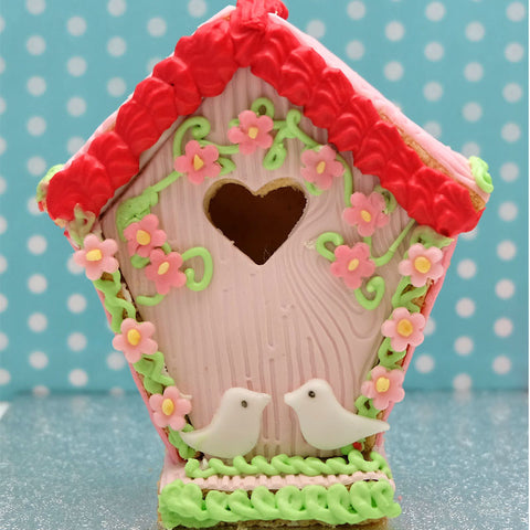 3D BIRDHOUSE SET