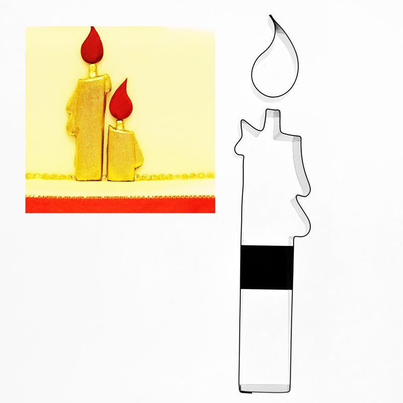 CANDLE & FLAME – 2 SET