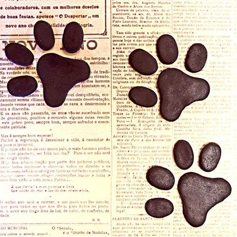 PAW PRINT LARGE CUTTER 2 SET