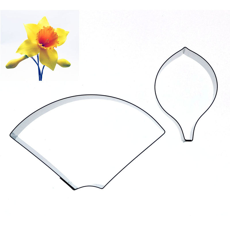NADIA JOHNSON DAFFODIL SMALL – 2 SET