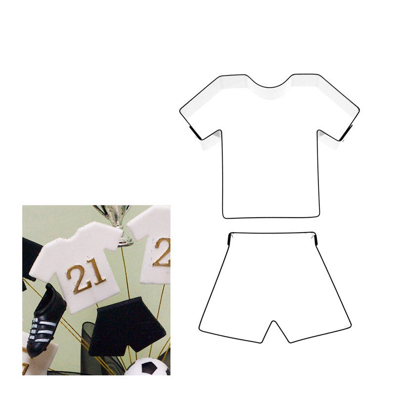 FOOTBALL / RUGBY STRIP – 2 SET