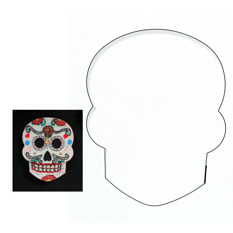 SKULL - MEXICAN DAY OF THE DEAD