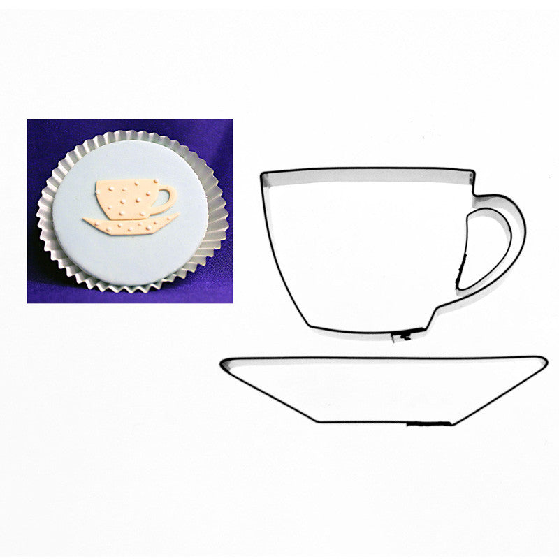 CUP AND SAUCER – 3 SET