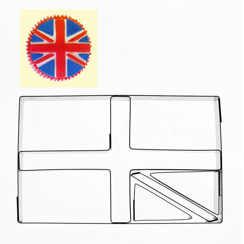 UNION JACK CUTTER – 5 SET