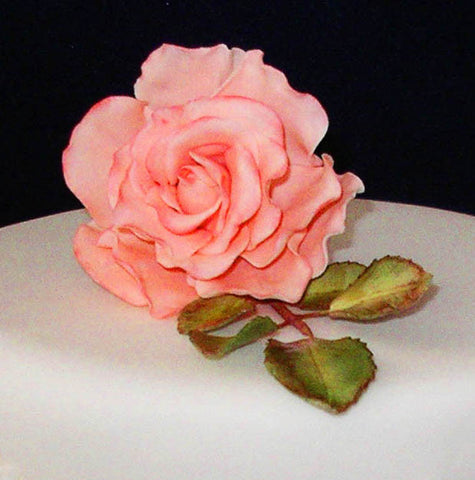 FOAM PAD FOR DRYING SUGARCRAFT FLOWERS AND LEAVES AND ROSE PETAL CUTTER SET