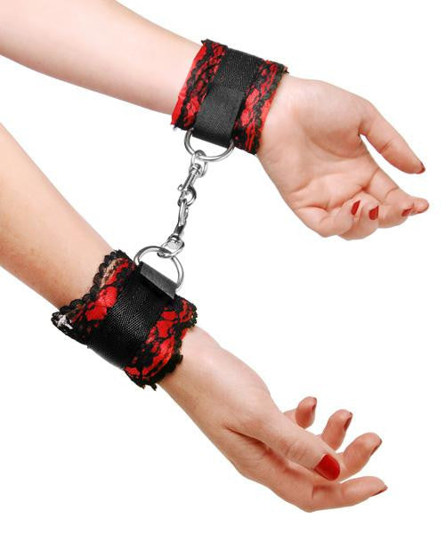 Seductive Desires Restraint Cuffs freeshipping - JOY TOYS