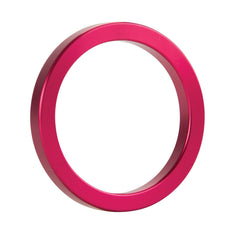 Pink Metal Cock Ring freeshipping - JOY TOYS
