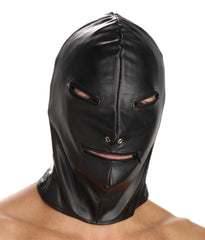 Strict Leather Basic Zipper Hood freeshipping - JOY TOYS