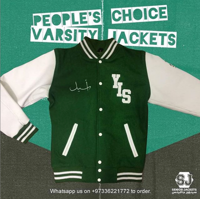 Our Best Seller Senior Jackets Design For This Month