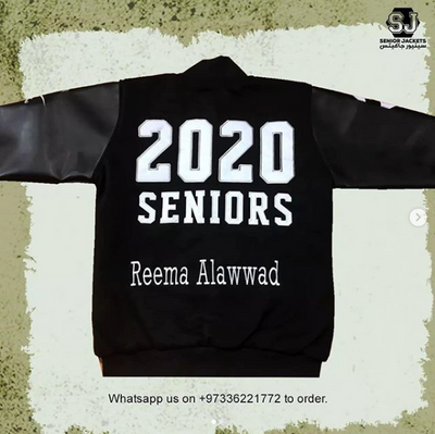 Senior Jackets Ideas