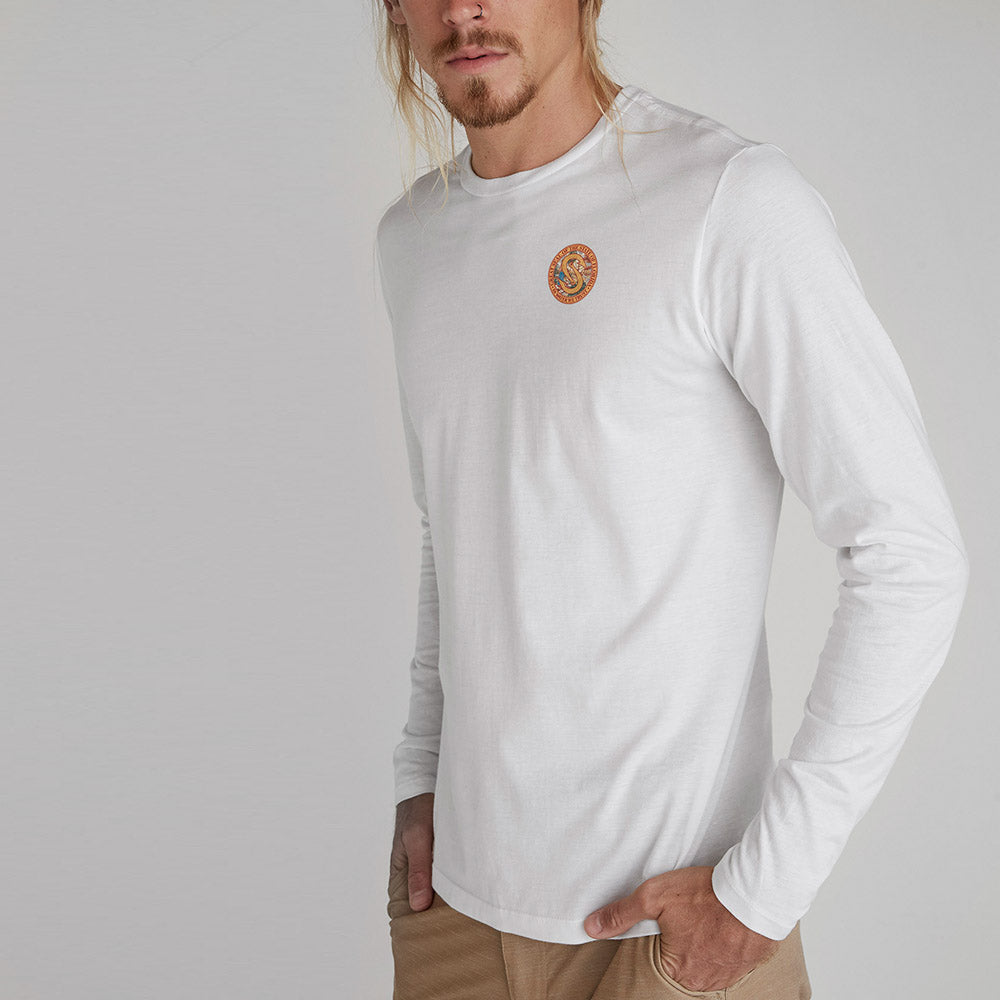 MEN COTTON LONG SLEEVE TEES