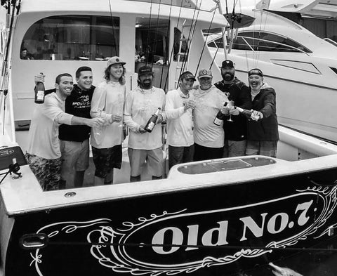 Old No. 7 Sailfish Tournament Winners