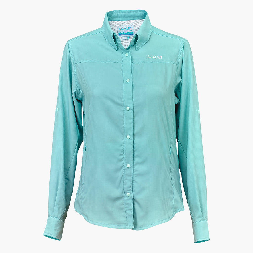 Slack Tide Womens Performance Guide Shirt