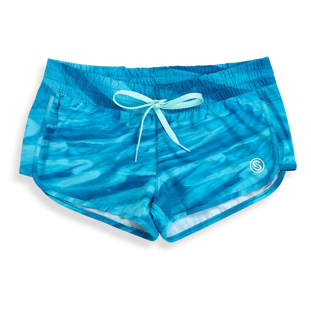 Bahamas Current Womens Boardshorts