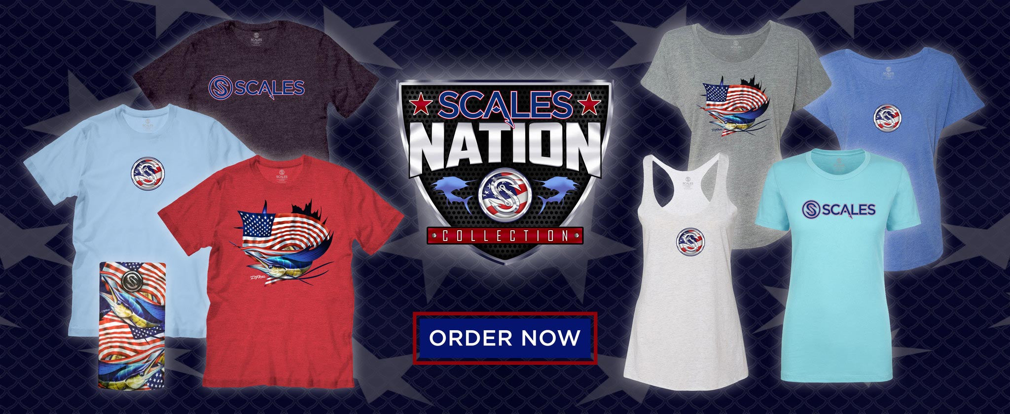 Scales Gear Nation Collection