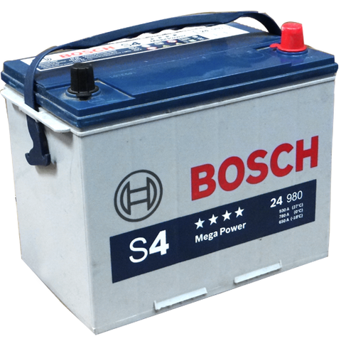 24 HP I BATERIA BOSCH LIBRE MANTENIMINETO HIGH POWER S4