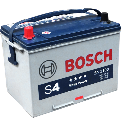 34 HP BATERIA BOSCH LIBRE MANTENIMIENTO HIGH POWER S4