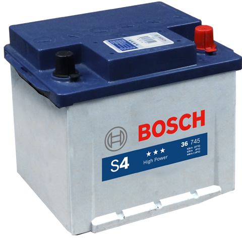 36 HP BATERIA BOSCH LIBRE MANTENIMIENTO HIGH POWER S4