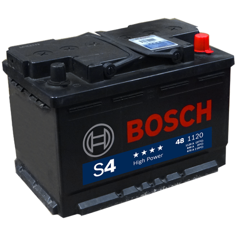 48 HP BATERIA BOSCH LIBRE MANTENIMIENTO HIGH POWER S4