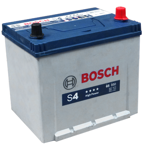 65 HP I BATERIA BOSCH LIBRE MANTENIMIENTO HIGH POWER S4