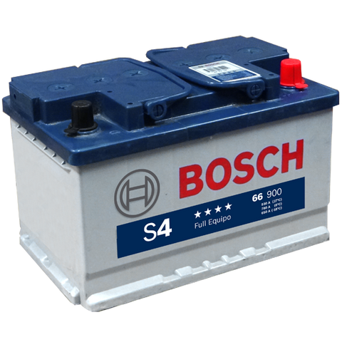 66 HP BATERIAS BOSCH LIBRE MANTENIMIENTO HIGH POWER S4
