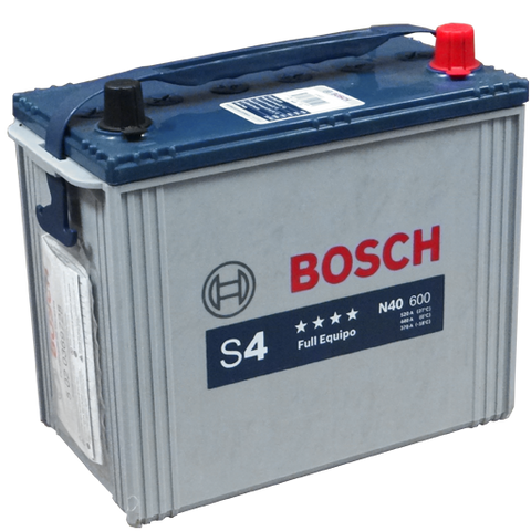 N 40 BATERIA BOSCH LIBRE MANTENIMIENTO HIGH POWER S4