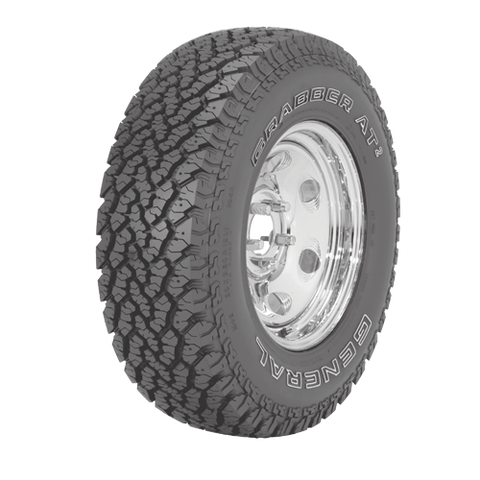 Llanta 27 X 8.50 R 14 95Q GENERAL TIRE GRABBER AT2