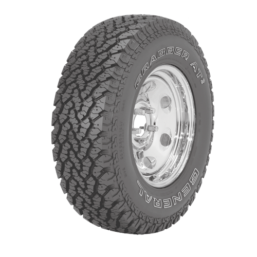 Llanta 285/75 R 16 122/119Q GENERAL TIRE GRABBER AT2