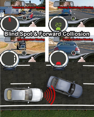 Blind Spot & Forward Collision