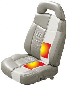 2-Temperature Heated Seats