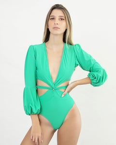 Elegant Ruby One Piece