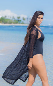 Beachwear Cover Up Wind